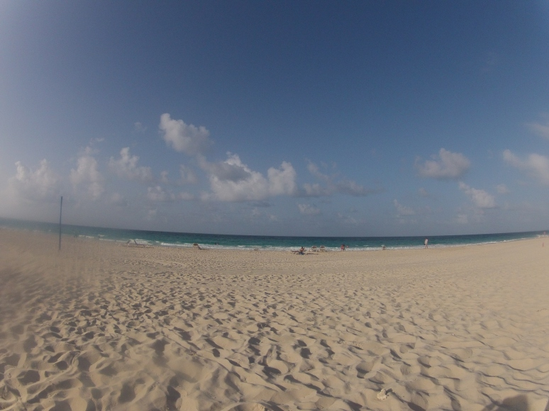 White Sand fish-eye