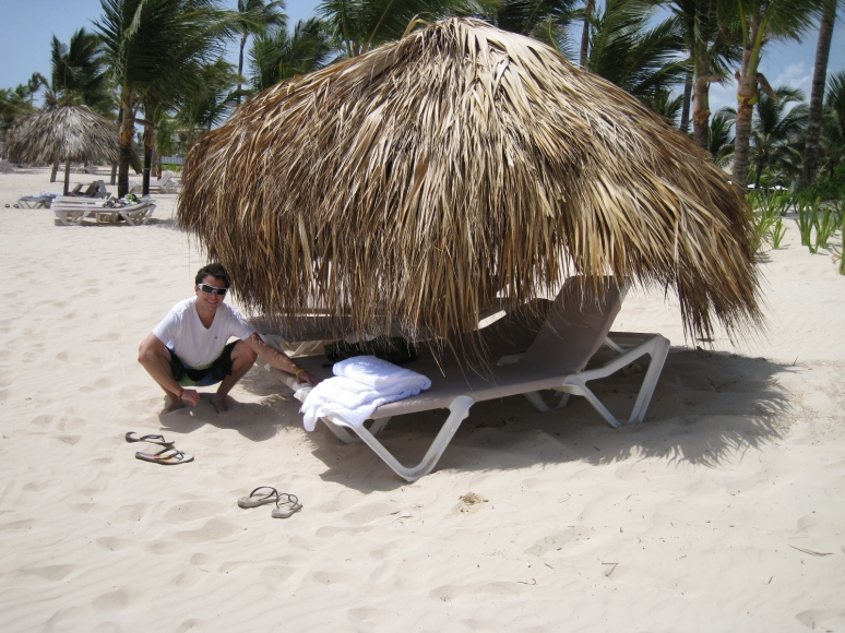 Dominican Sun: Punta Cana, Hard Rock