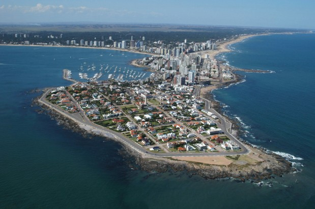 Punta Del Este Peninsula. Photo credit: www.unep.org