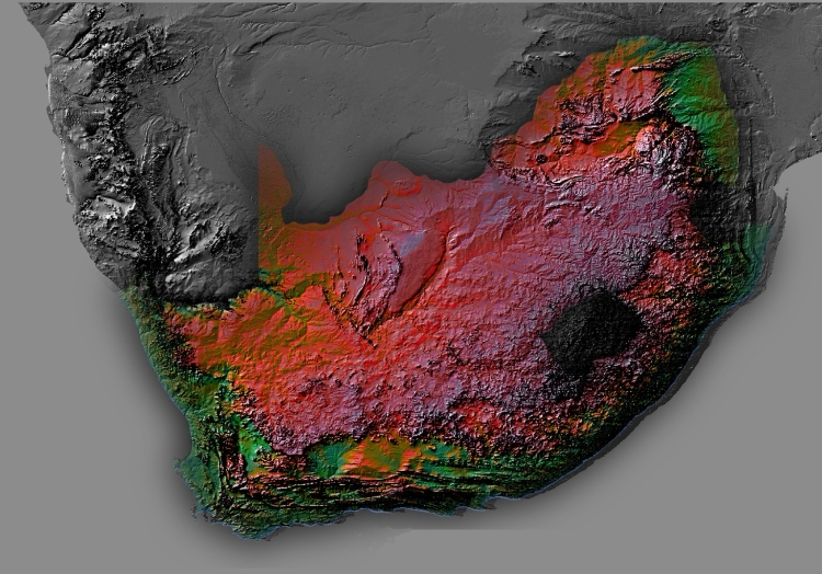 South Africa, Adobe Photoshop